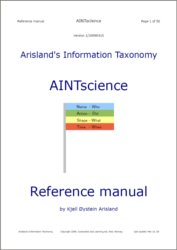 AINTscience reference manual front page